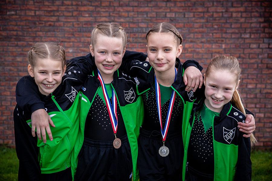 Turnen Groningen SV Clias